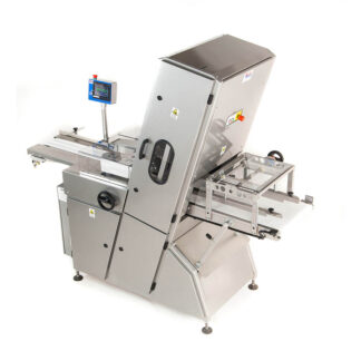 Mech Masz Semi Automatic Bread Cutting and Packaging Line